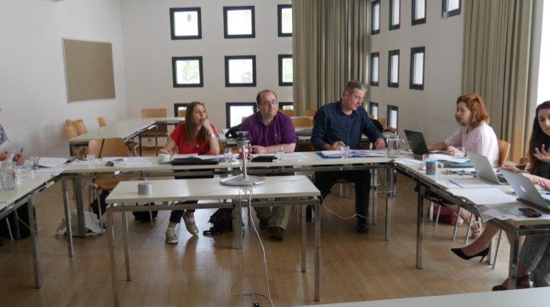 CSLW Meeting in Graz